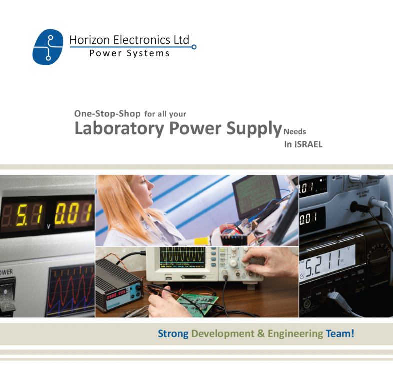 Laboratory Power Supply